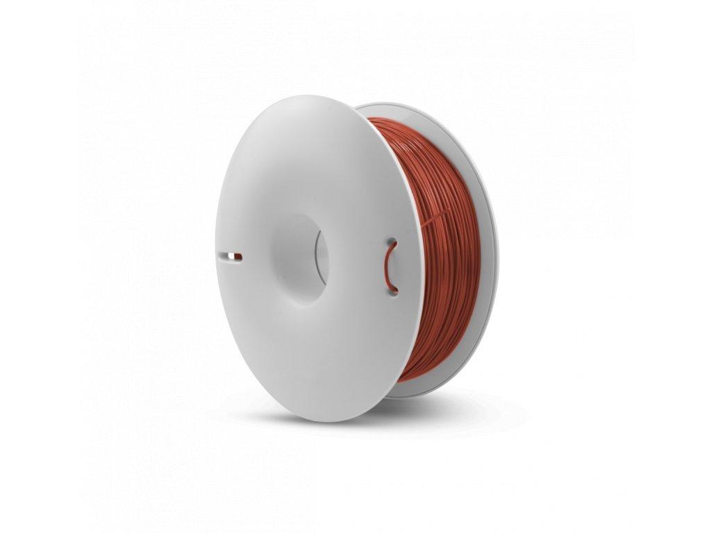 WOOD filament karmínový 1,75mm Fiberlogy 750g