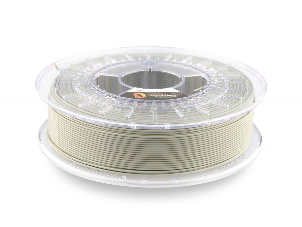 Fillamentum tlačová struna, 2,85mm, betónová sivá, RAL 7023, 0,75 kg