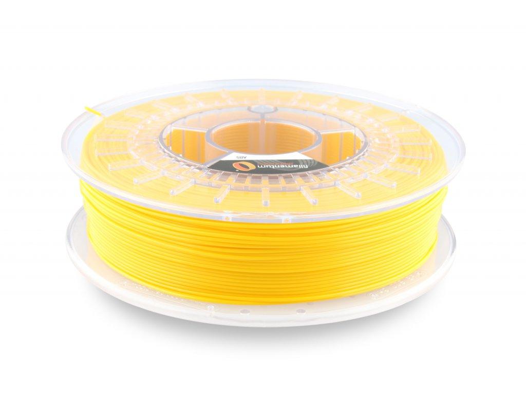 Fillamentum tlačová struna, 2,85mm, žltá, RAL 1023, 0,75 kg