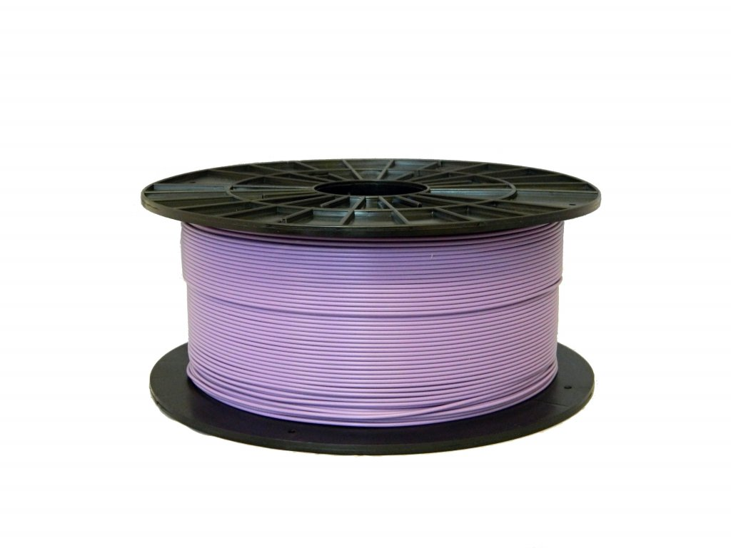 Tlačová struna, Plasty Mladeč, PLA, 1,75mm, violet, 1 kg