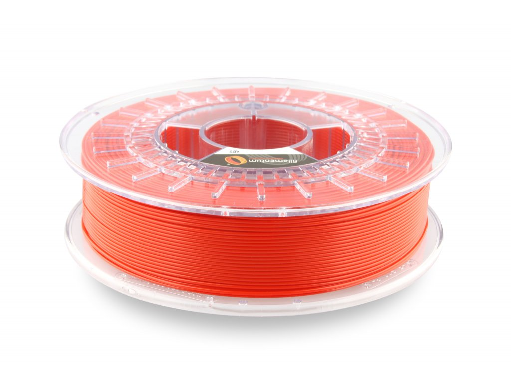 Fillamentum tlačová struna, 1,75mm, červená, RAL 3020, 0,75kg