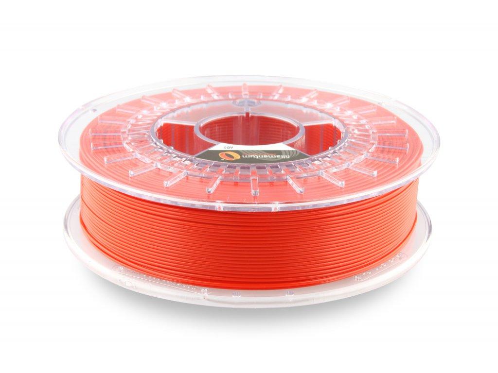 Fillamentum tlačová struna, 2,85mm, červená, RAL 3020, 0,75kg