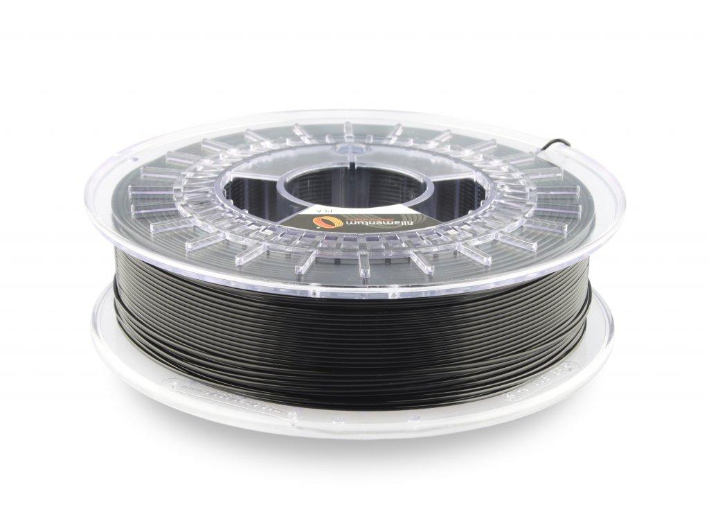 PLA Fillamentum, Traffic black, 2,85mm, 0,75kg RAL9017