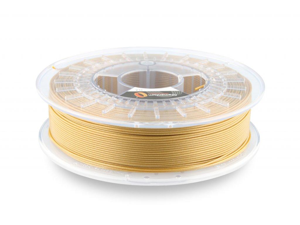 PLA Fillamentum, 1,75mm, 0,75kg ,Gold Happens