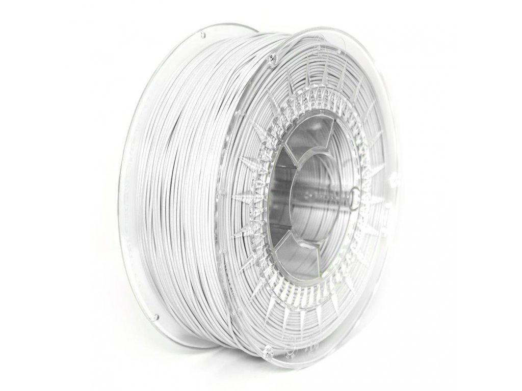 Devil Design tlačová struna PLA, white, 1,75 mm, 1 kg