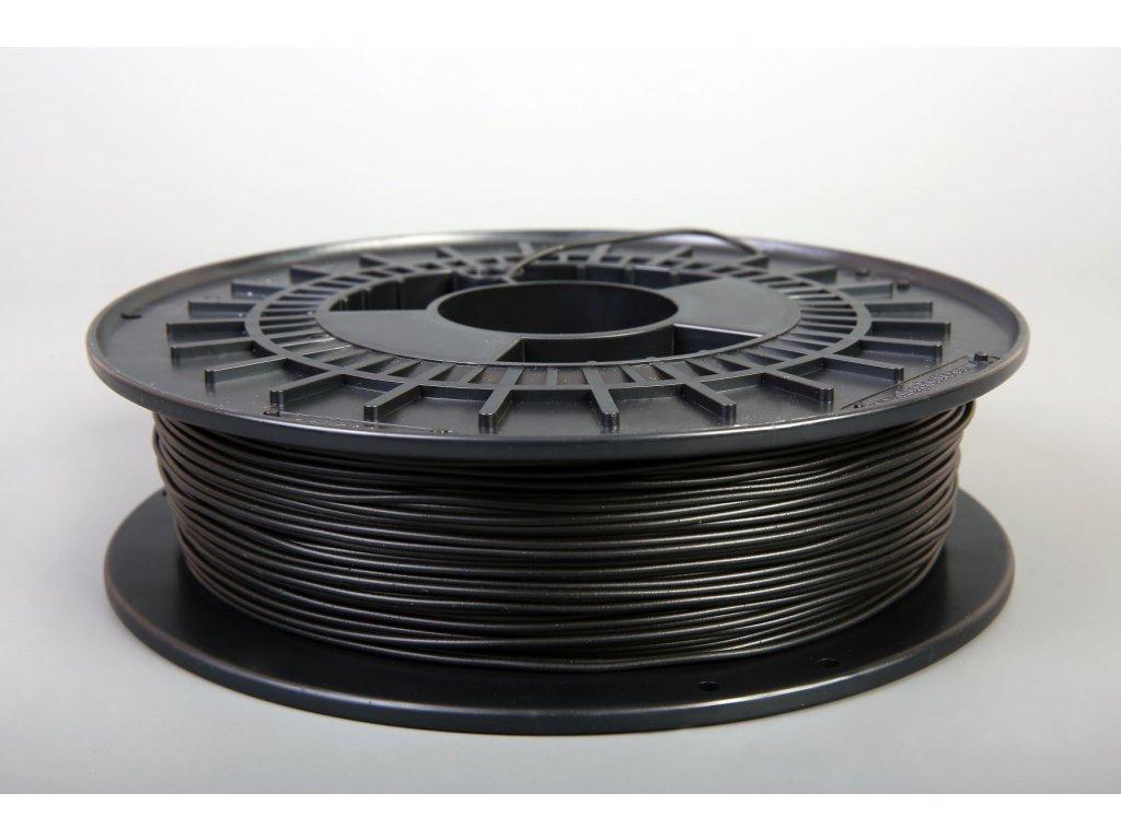 Tlačovástruna flexibilná TPE32D, 1,75mm, 500g, black