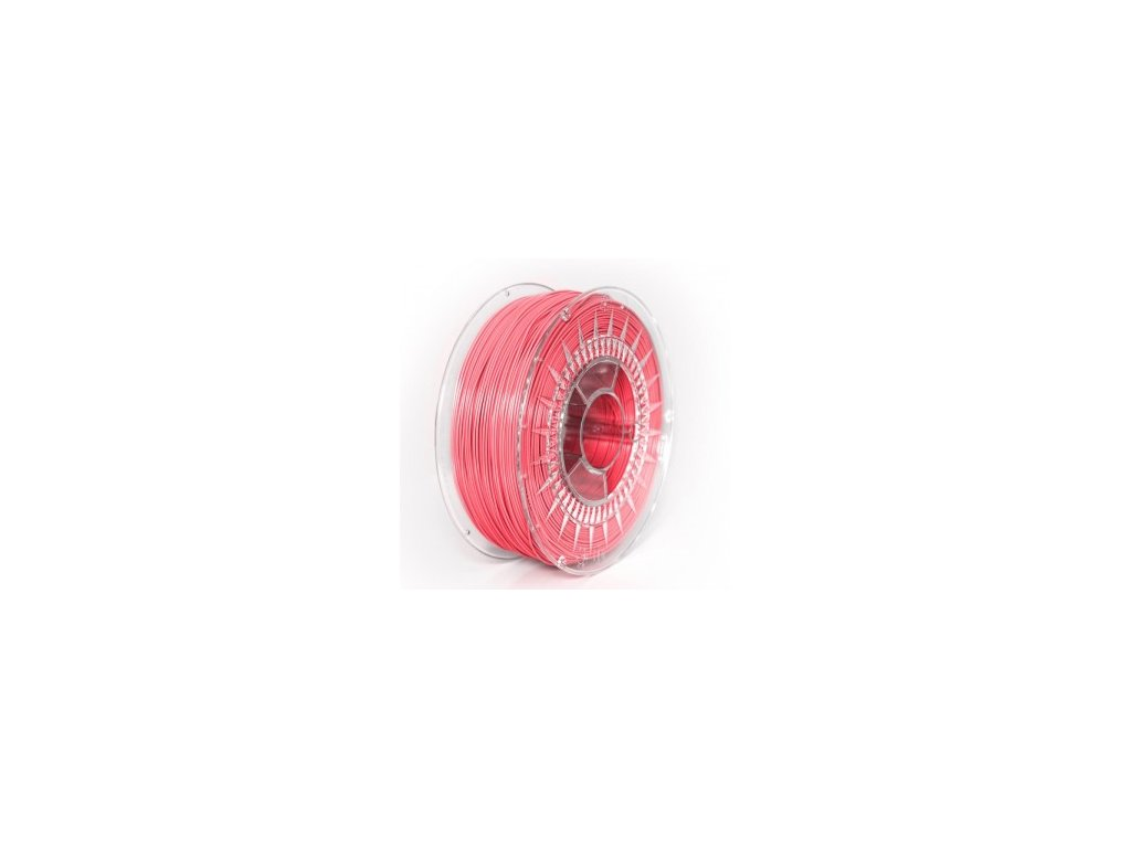 Devil Design tlačová struna PLA, 1,75 mm, 1 kg,Pink, RGB 239, 96, 121, Pantone 709C