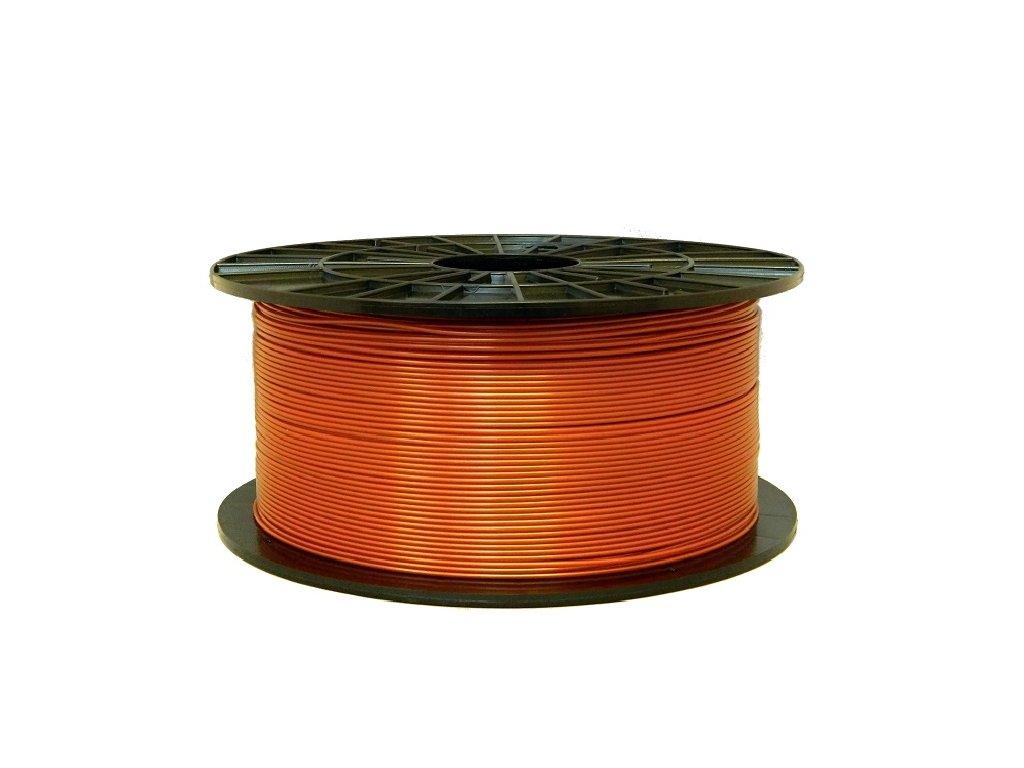 Tlačová struna ABS-T, Plasty Mladeč, 1,75 mm, 1 kg, copper