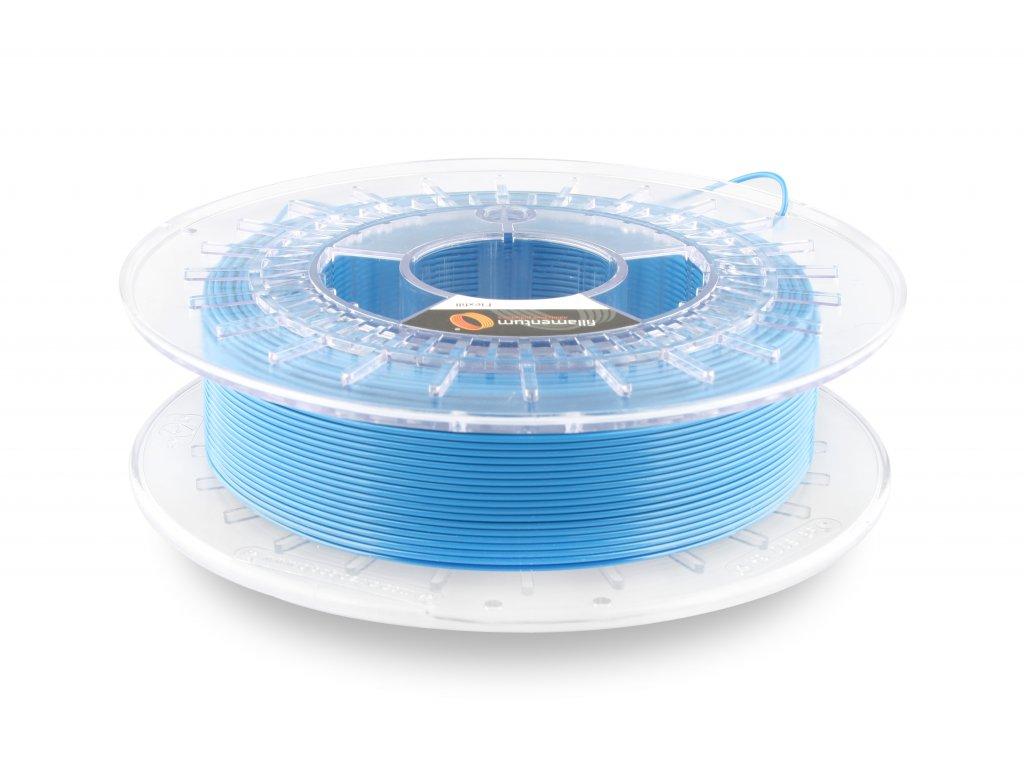 TPU značky Fillamentum 98A, 1,75mm, 0,5kg,modrá RAL 5015