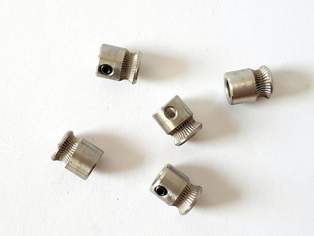 Podávací kolečko (zubatice) MK8