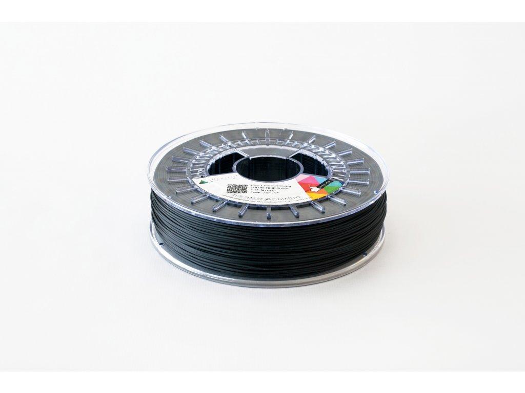 HIPS tlačová struna true black 1,75 mm Smartfil