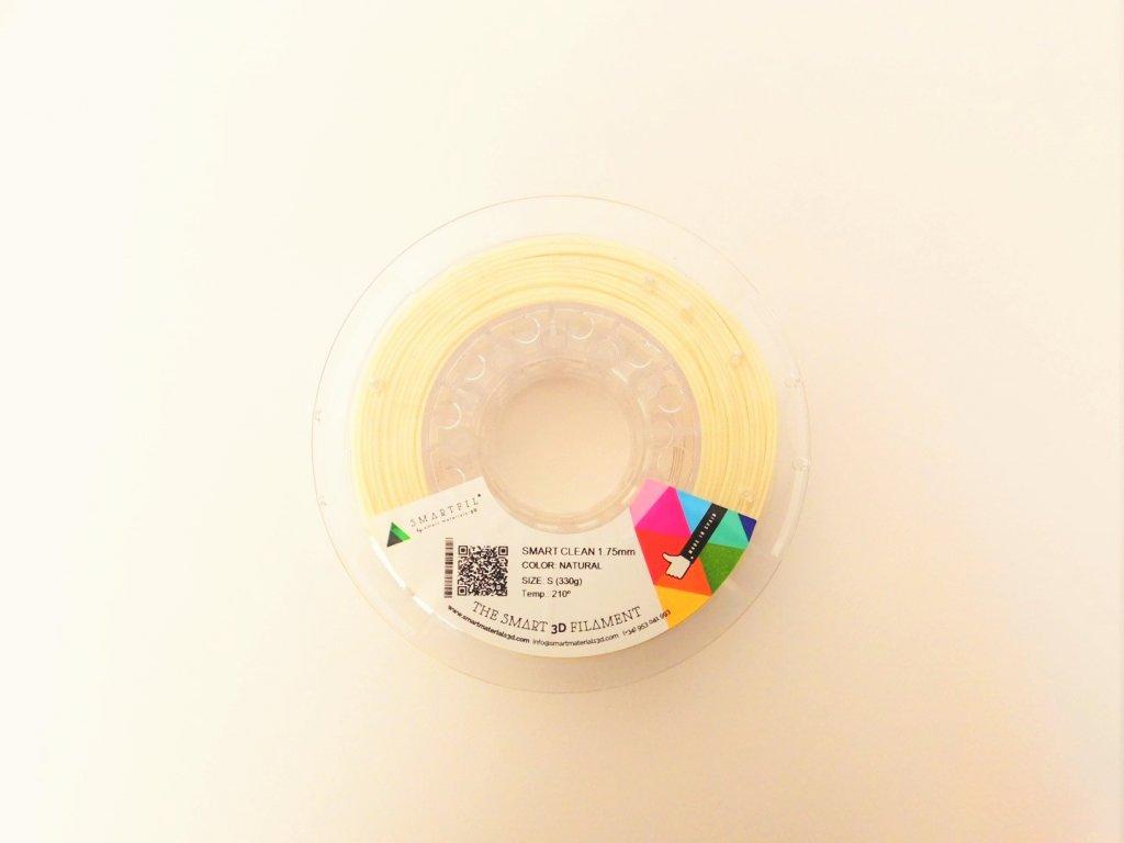 CLEAN tlačová struna natural 2,85 mm 330g Smartfil Pantone 1205C