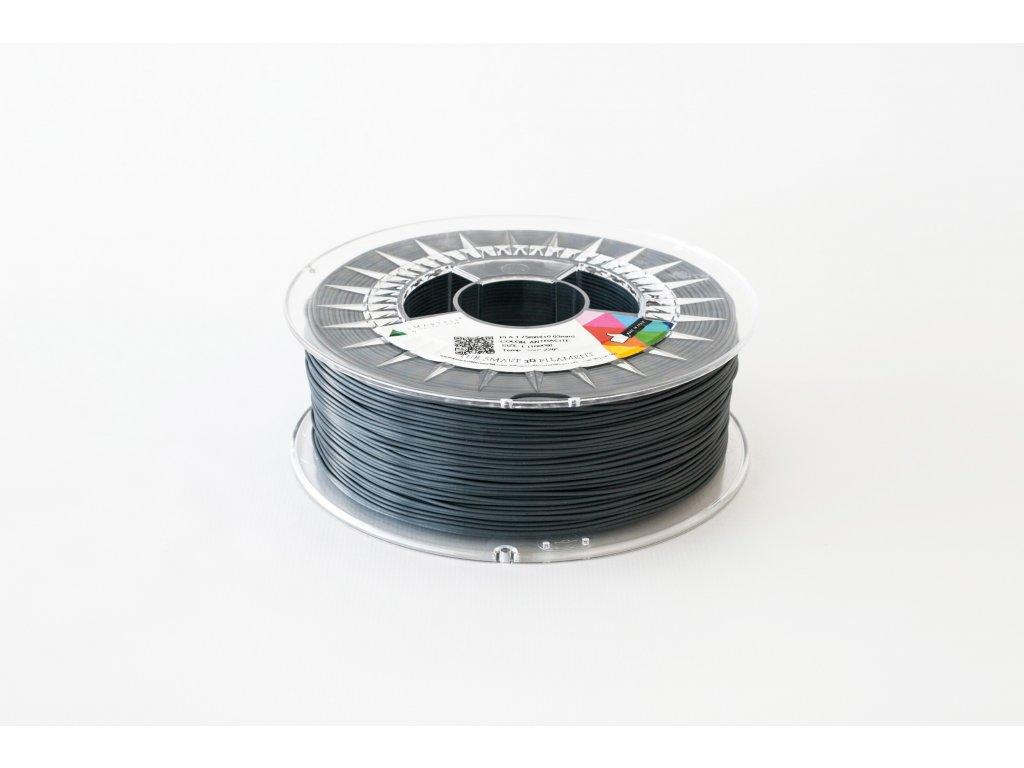 PLA tlačová struna antracite 1,75 mm Smartfil Pantone Cool Gray 10C