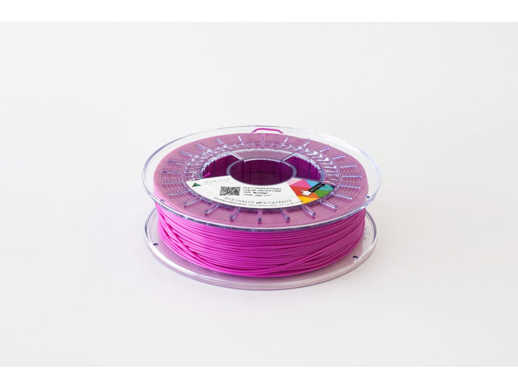 PLA tlačová struna pink Hillier Lake1,75 mm Smartfil