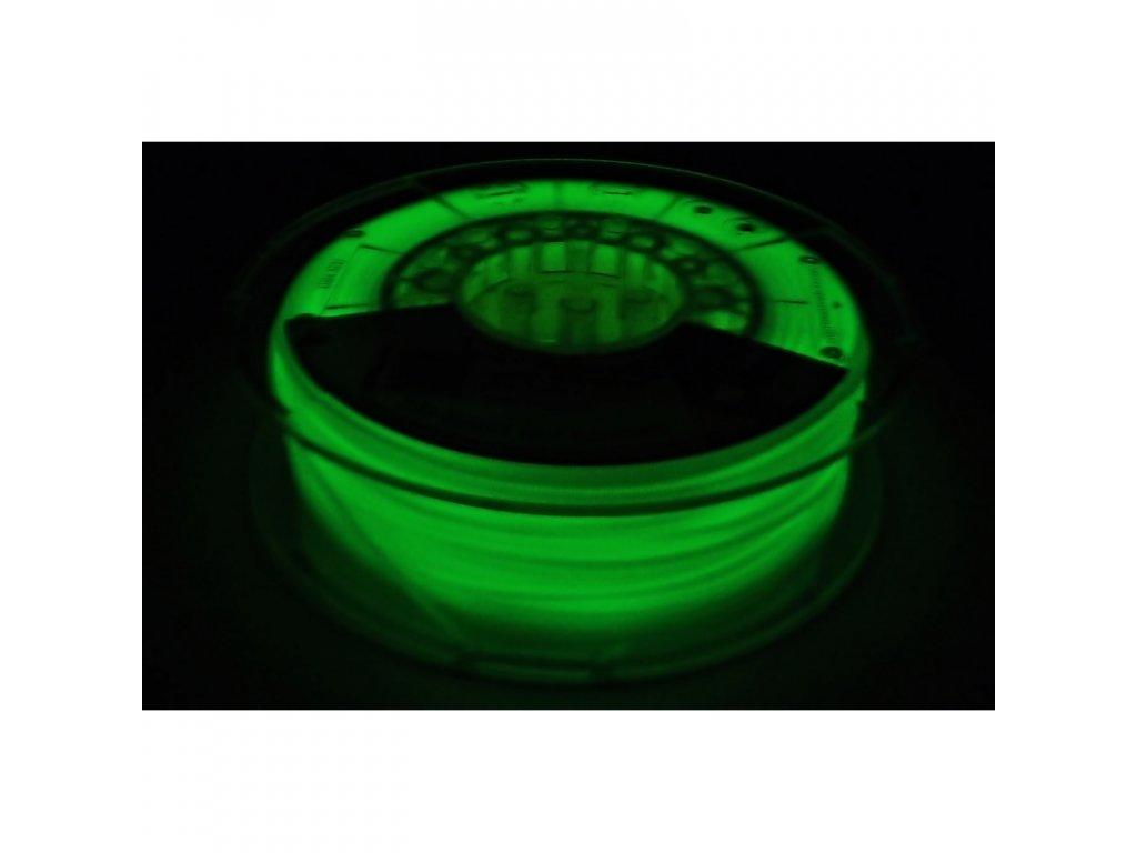 PLA tlačová struna Glow in the dark 1,75 mm Smartfil