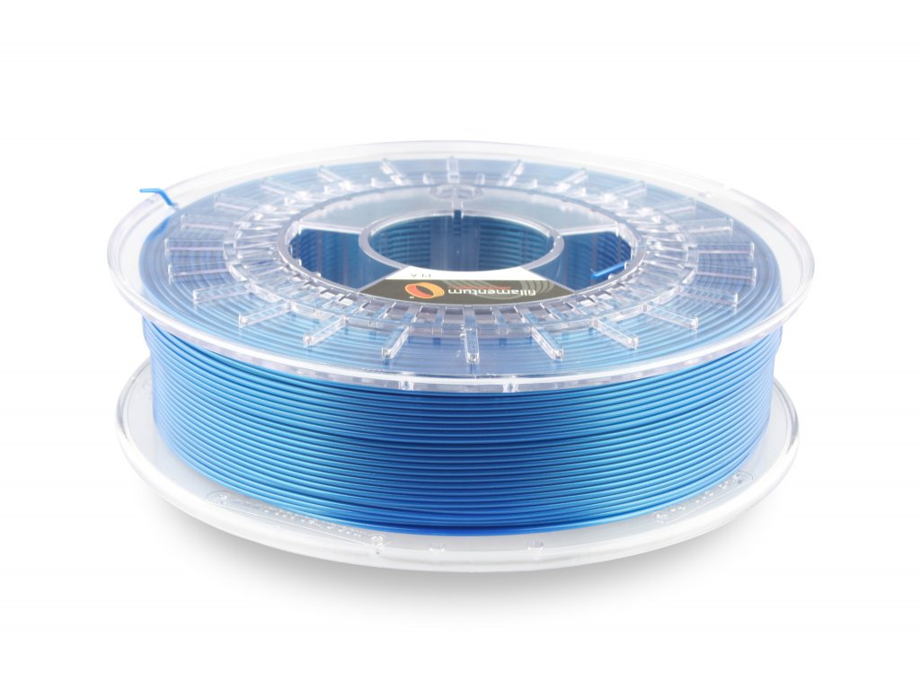 PLA Fillamentum, 1,75mm, 0,75kg , Noble Blue