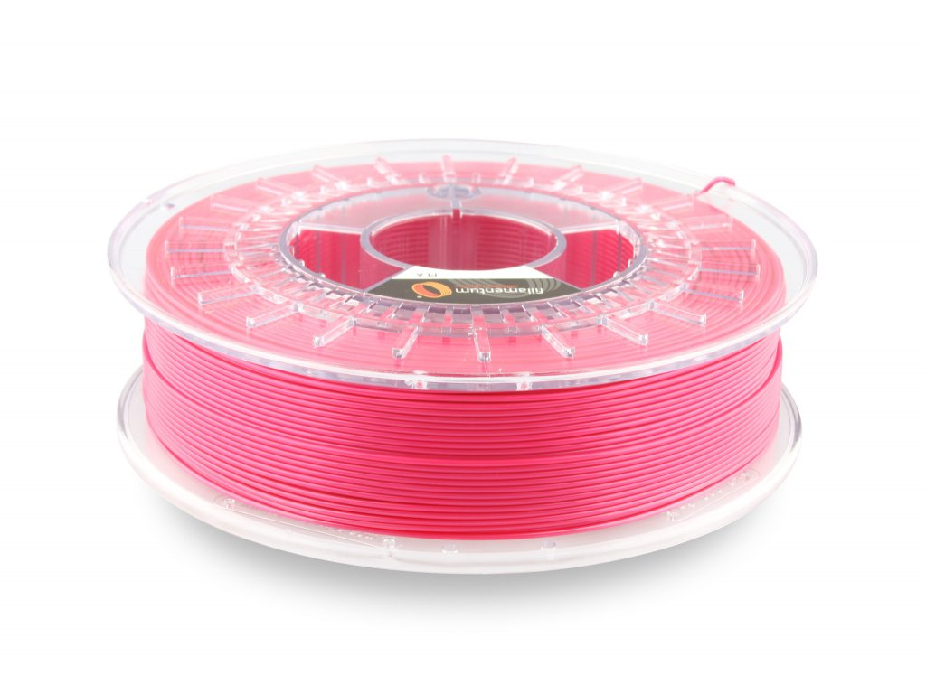 PLA Fillamentum, 1,75mm, 0,75kg , Everybody´s Magenta