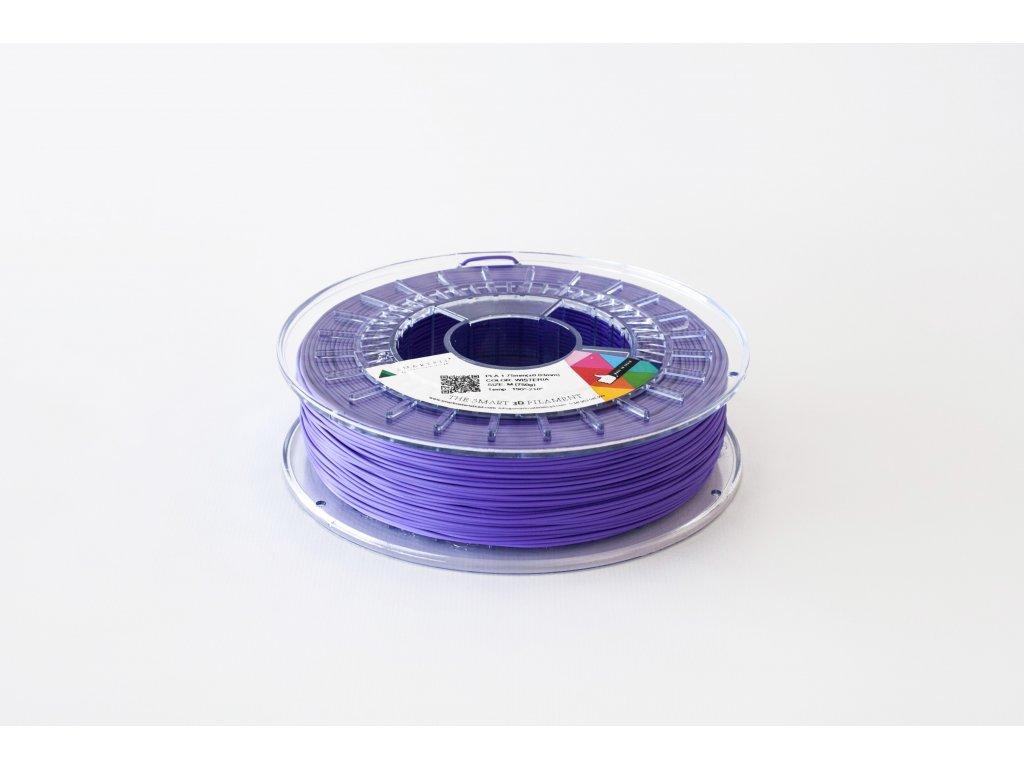 PLA tlačová struna Wisteria violet 2,85 mm Smartfil Pantone 2577C