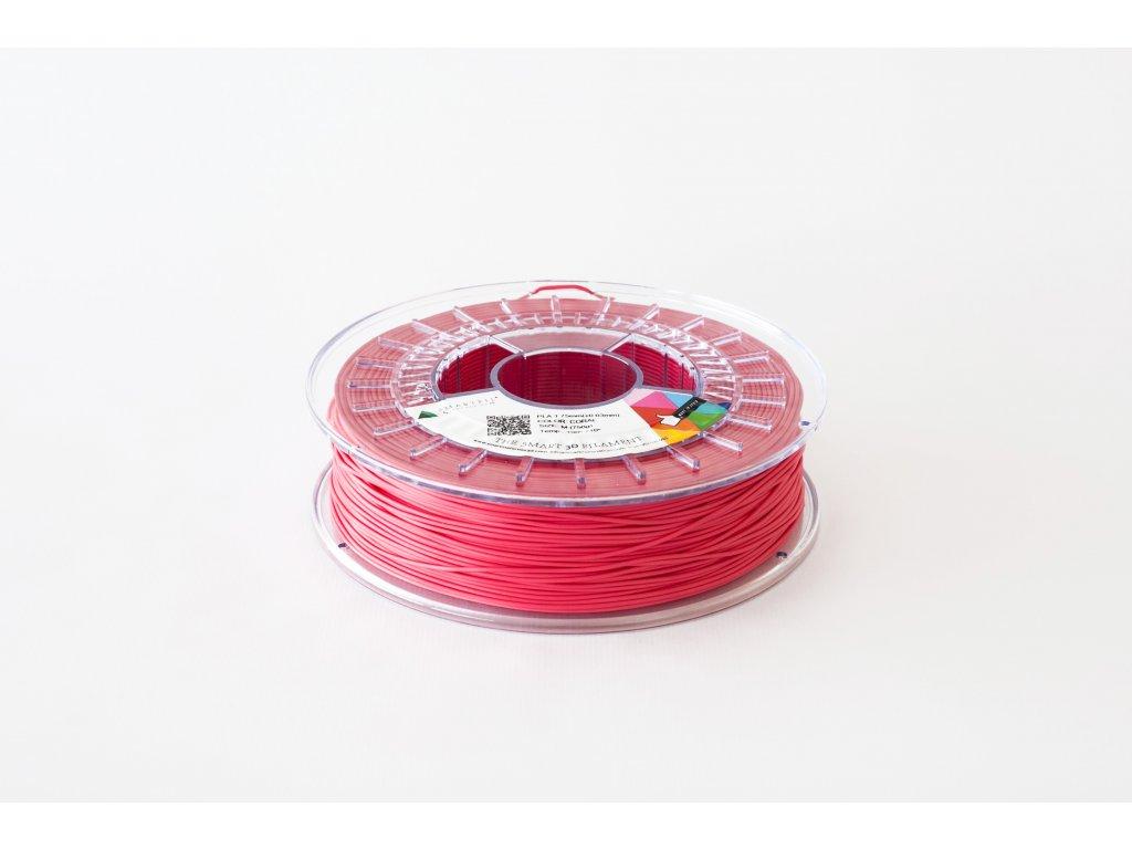 PLA tlačová struna Coral2,85 mm Smartfil Pantone 1777C