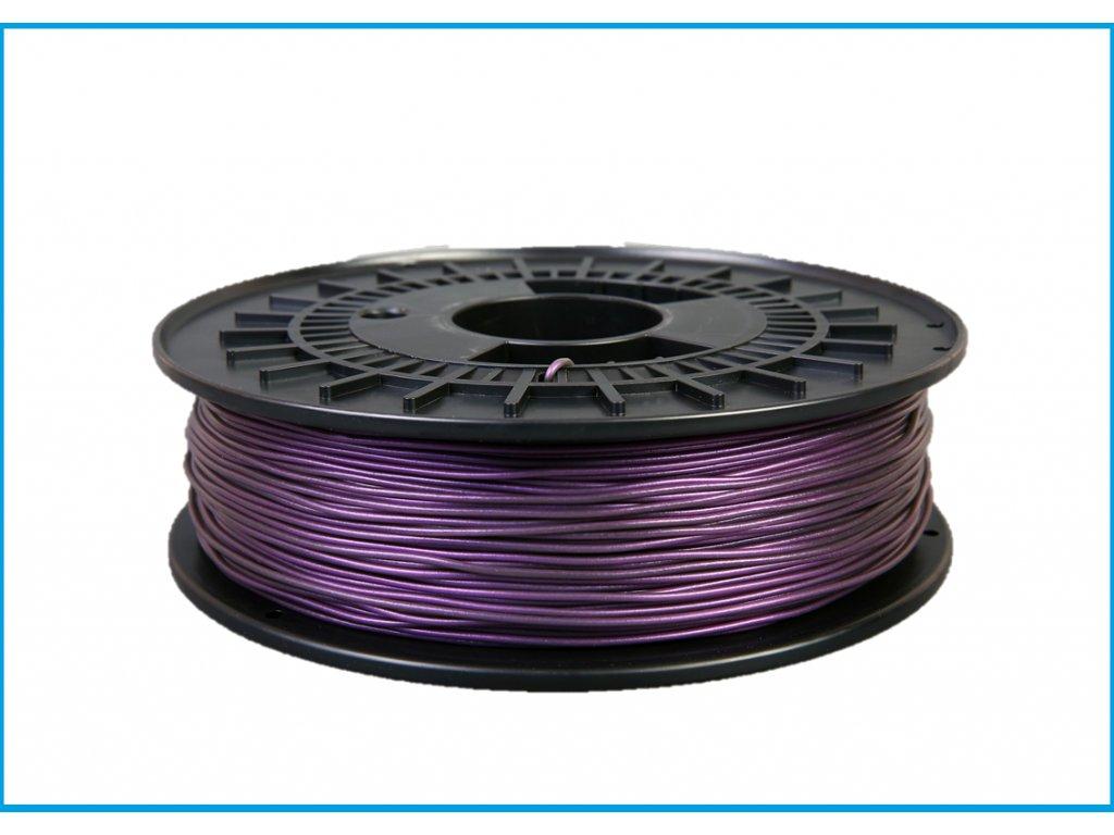 Tlačovástruna flexibilná TPE 88, 1,75mm, 500g, Metallic Violet