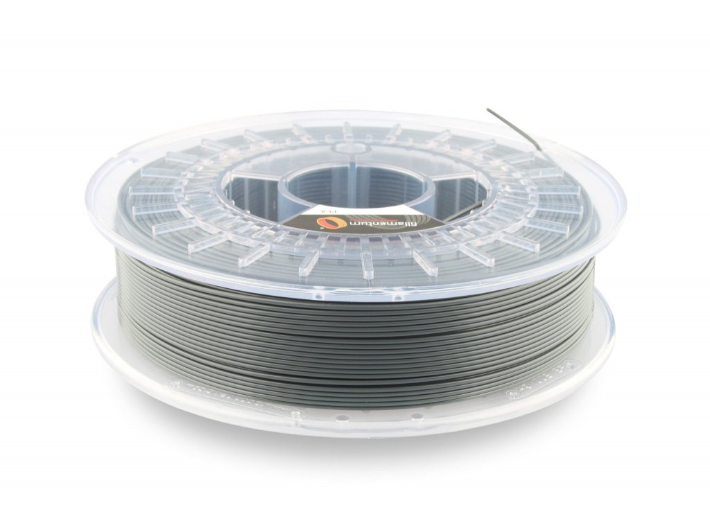 PLA Fillamentum, 1,75mm, 0,75kg RAL7011, Iron Grey