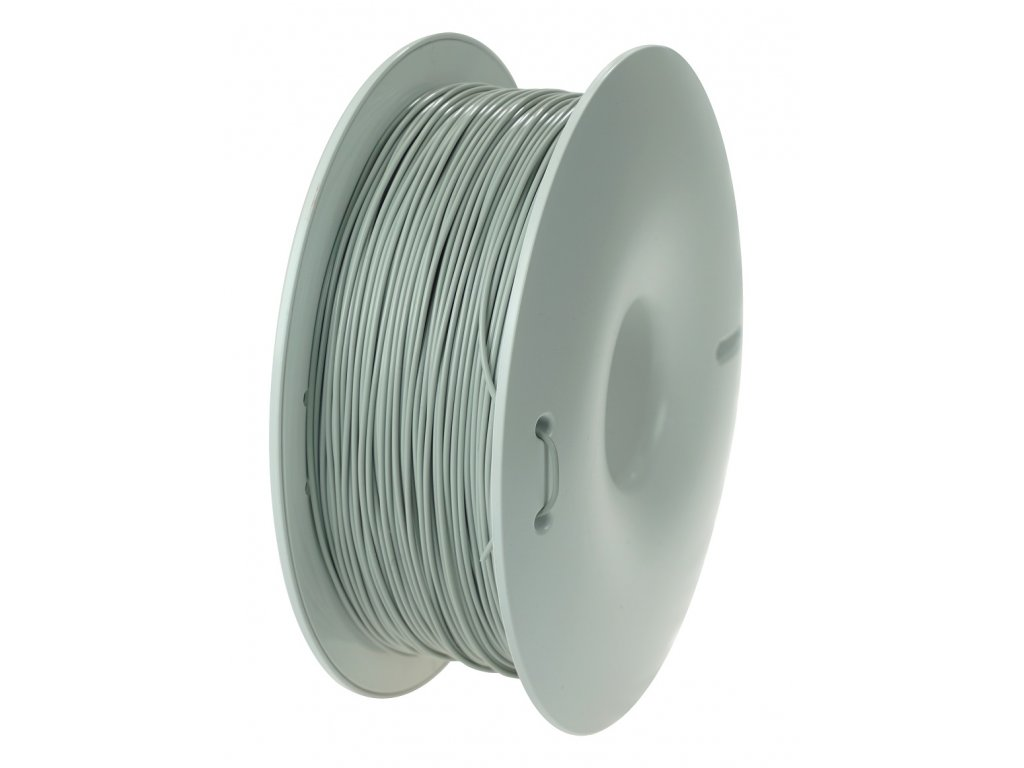 Fiberlogy tlačová struna ABS, gray, 1,75mm, 0,85kg