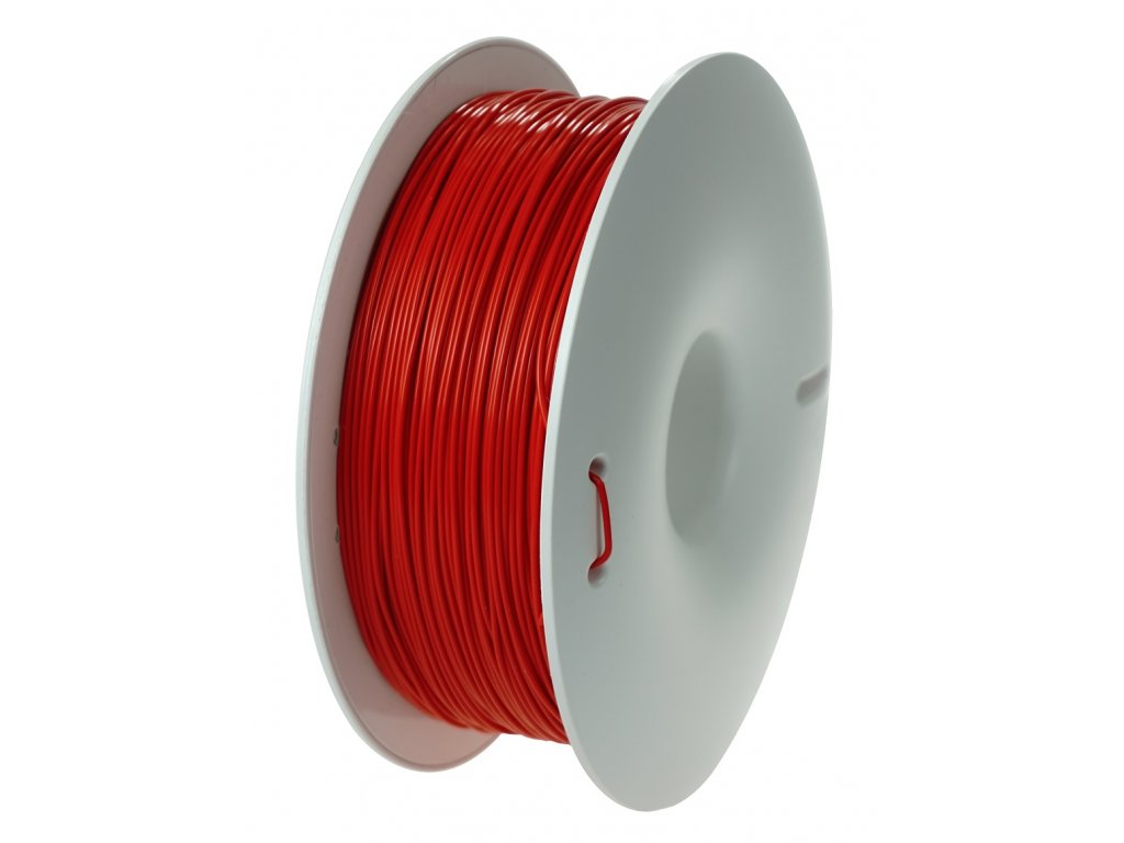 Fiberlogy tlačová struna ABS, red, 1,75mm, 0,85kg