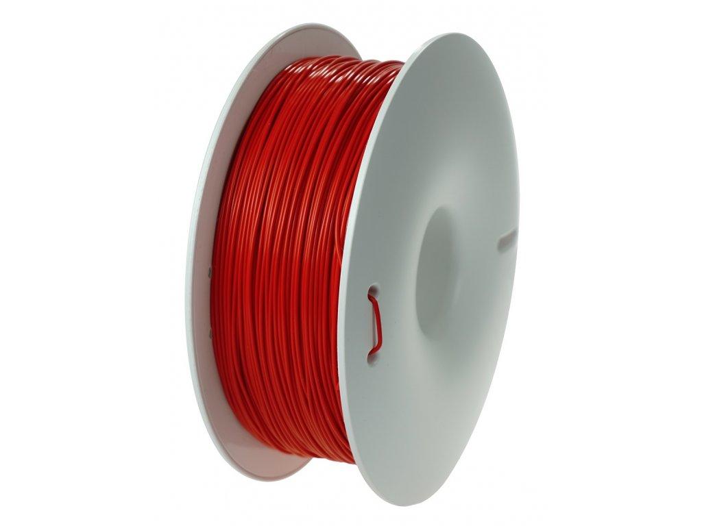 Fiberlogy tlačová struna ABS, red, 2,85mm, 0,85kg