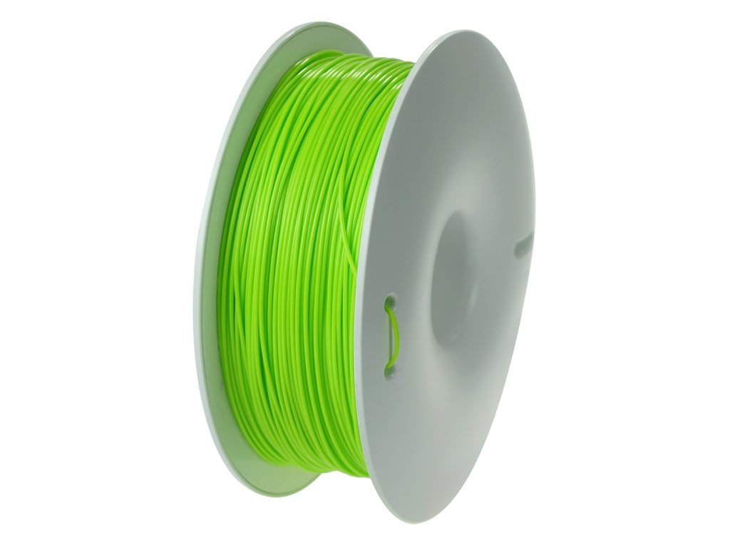 Fiberlogy tlačová struna PLA HEAT RESISTANT light green, 1,75mm, 0,85kg