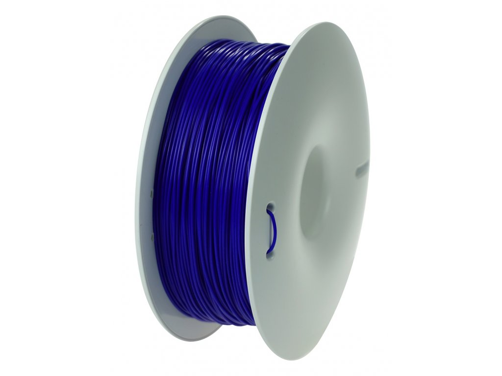 Fiberlogy tlačová struna PLA HEAT RESISTANT navy blue tmavo modrá, 1,75mm, 0,85kg
