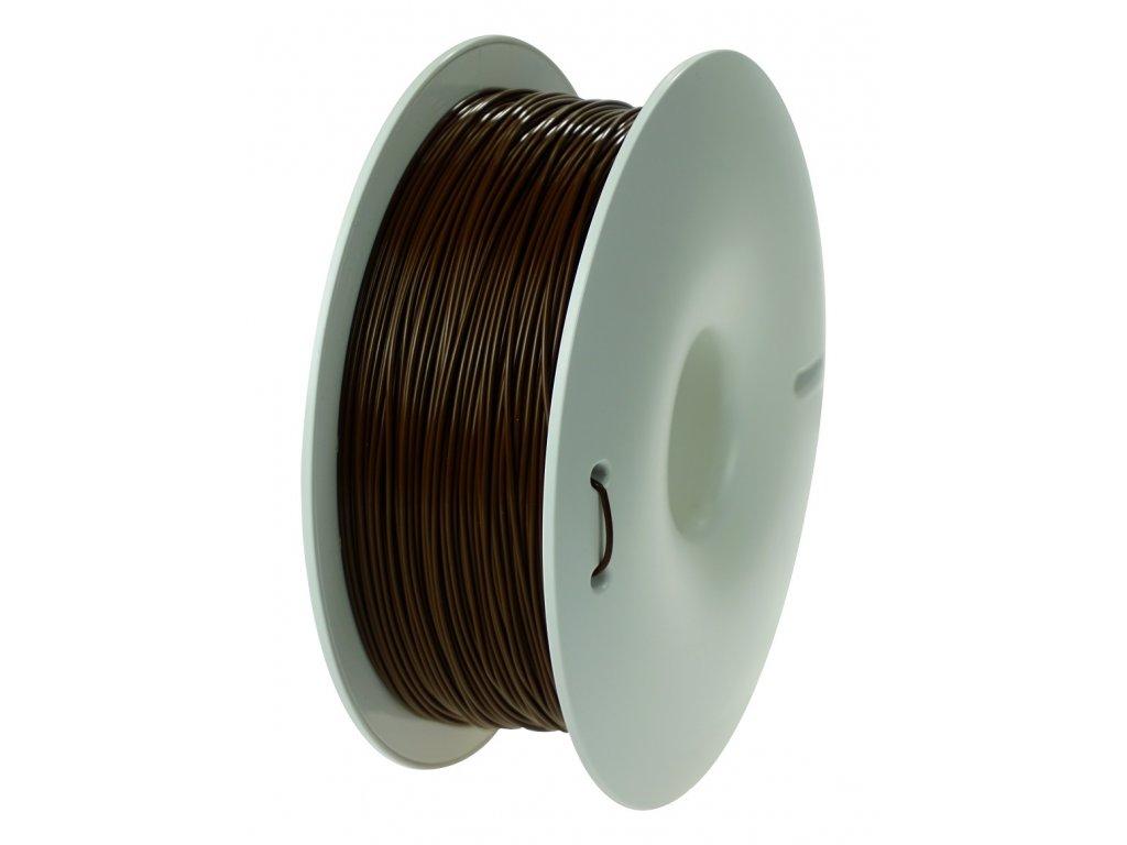 Fiberlogy tlačová struna FIBER FLEX, brown, 1,75mm, 0,85kg