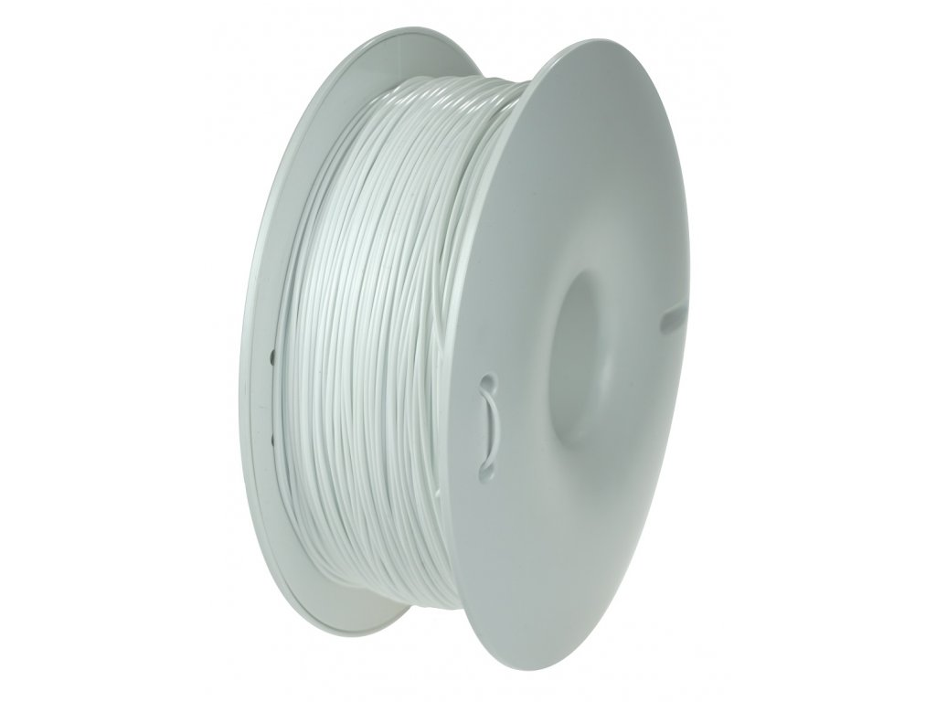 Fiberlogy tlačová struna FIBER FLEX, white, 1,75mm, 0,85kg