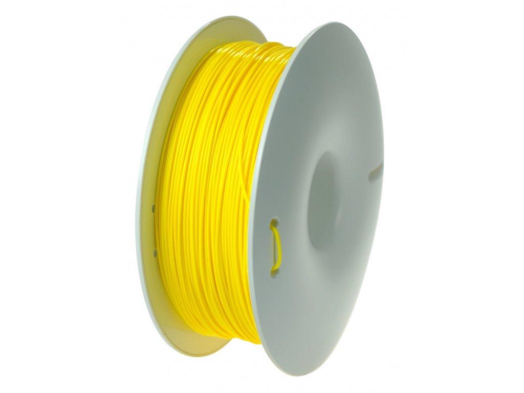 Fiberlogy tlačová struna FIBER FLEX, yellow, 2,85mm, 0,85kg