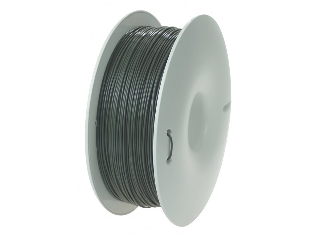 Fiberlogy tlačová struna HIPS, dark grey Graphite, 1,75mm, 0,85kg