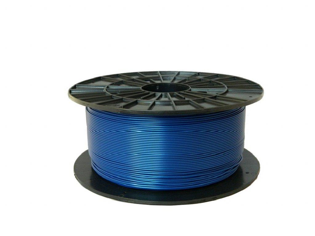 Tlačová struna, Plasty Mladeč, PLA, 1,75mm, pearl blue, 1 kg