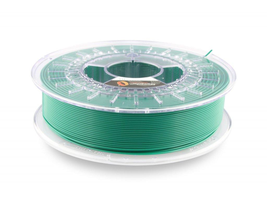 PLA Extrafill Fillamentum, 1,75mm, 0,75kg, tyrkysově zelený, RAL 5001, Pantone P342