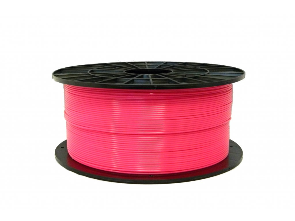 Tlačová struna ABS-T, Plasty Mladeč, 2,90 mm pink, 1 kg