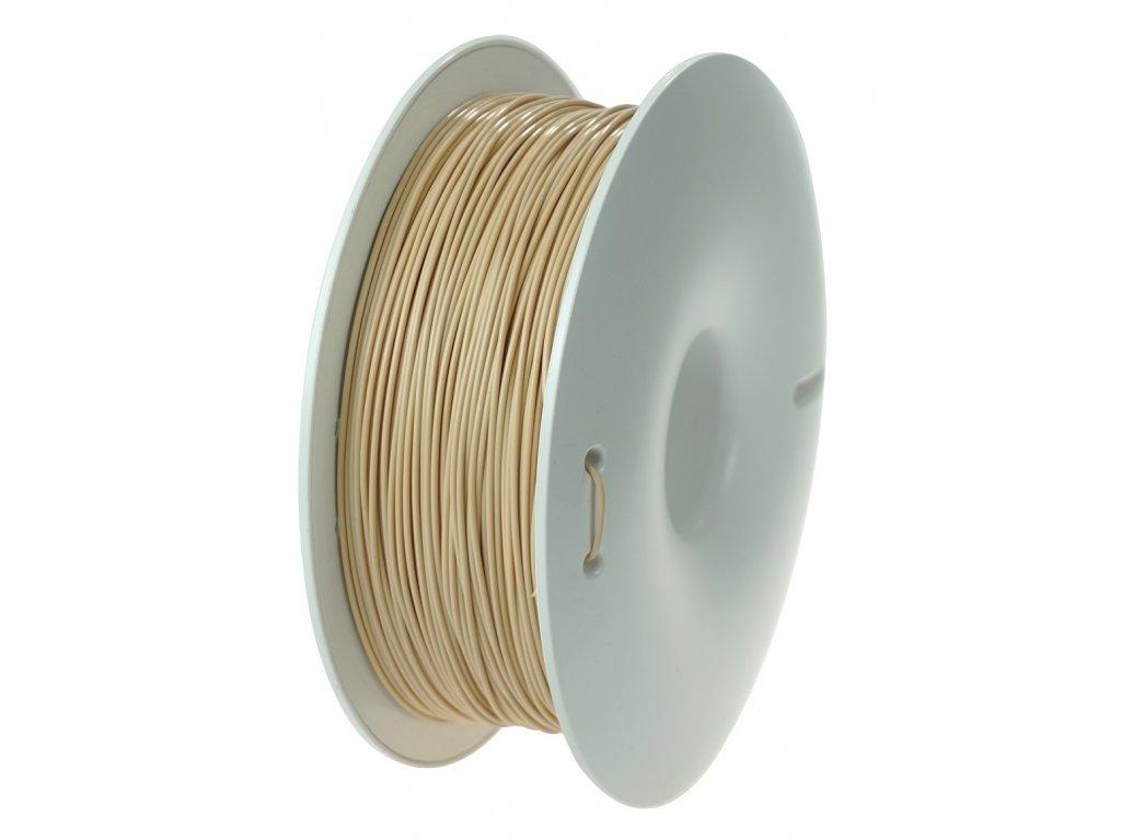 Fiberlogy tlačová struna PLA pre jednoduchú tlač, beige, 1,75mm, 0,85kg