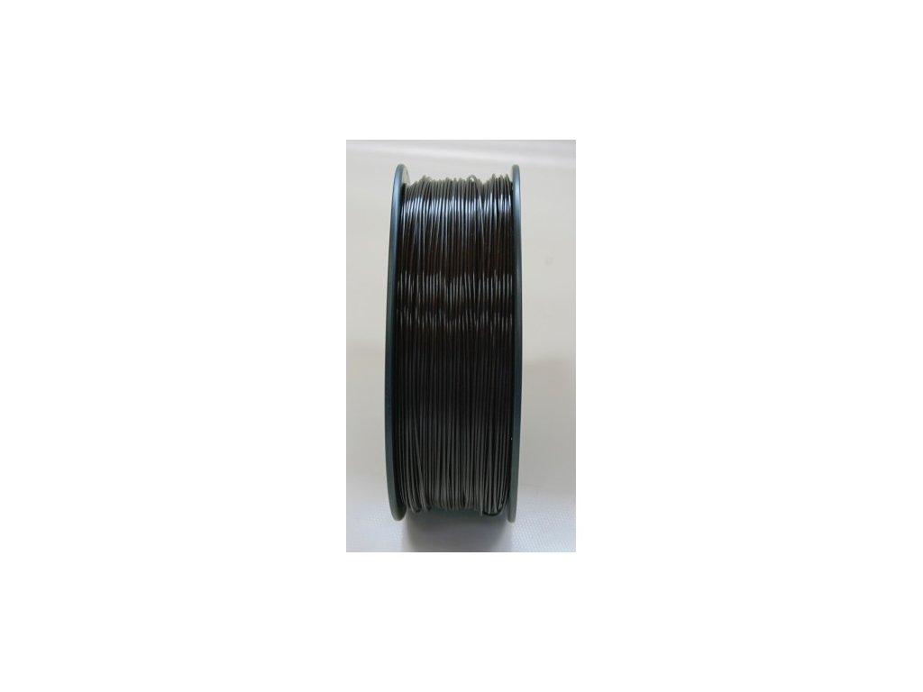 PC/PBT Herz tlačová struna1,75mm čierna 1kg