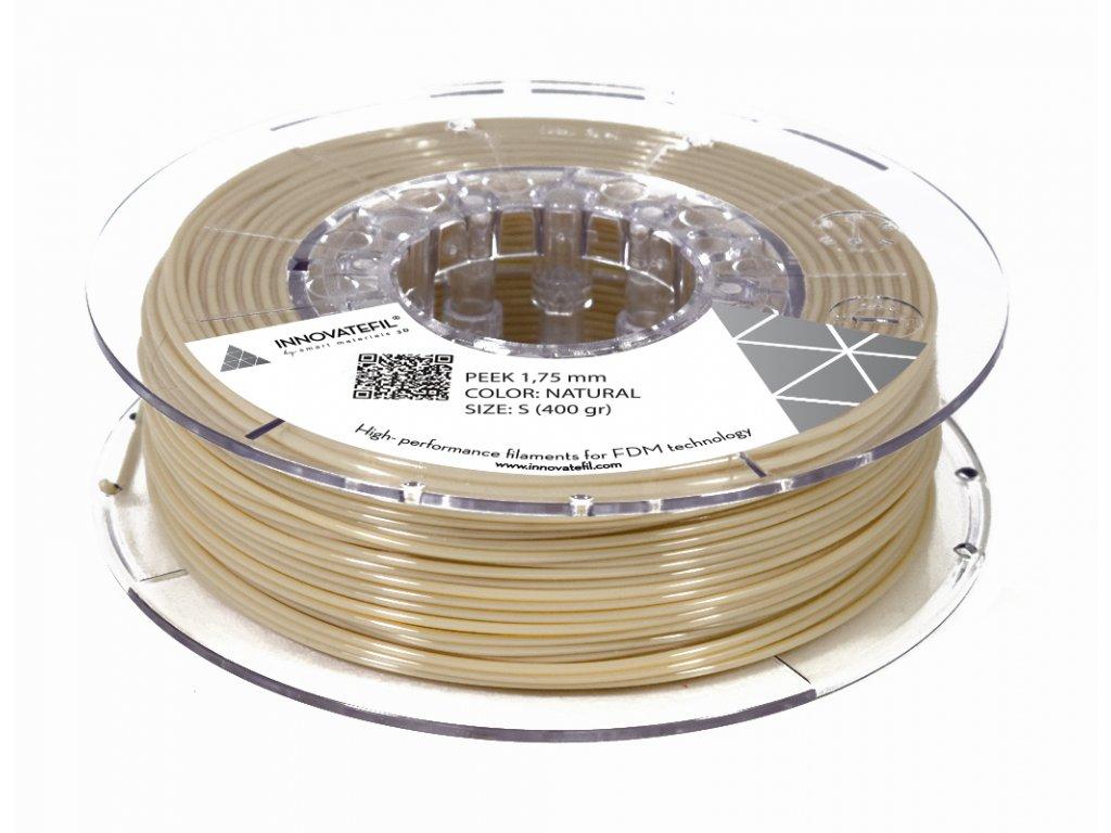 INNOVATEFIL PEEK tlačová struna natural - 1,75 mm 400 g