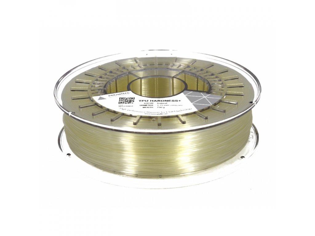 TPU HARDNESS+ tlačová struna natural 1,75 mm Smartfil - Shore83D