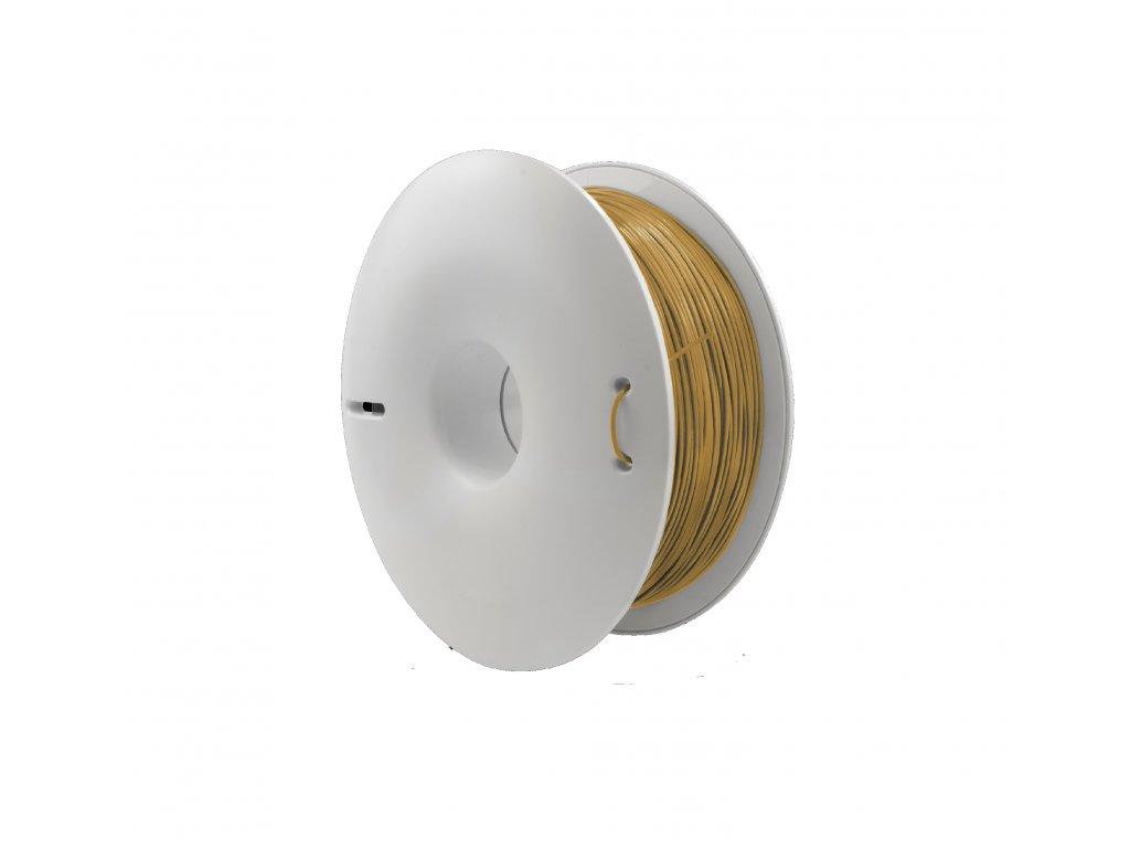 Fiberlogy tlačová struna PLA HEAT RESISTANT Old gold, 1,75mm, 0,85kg