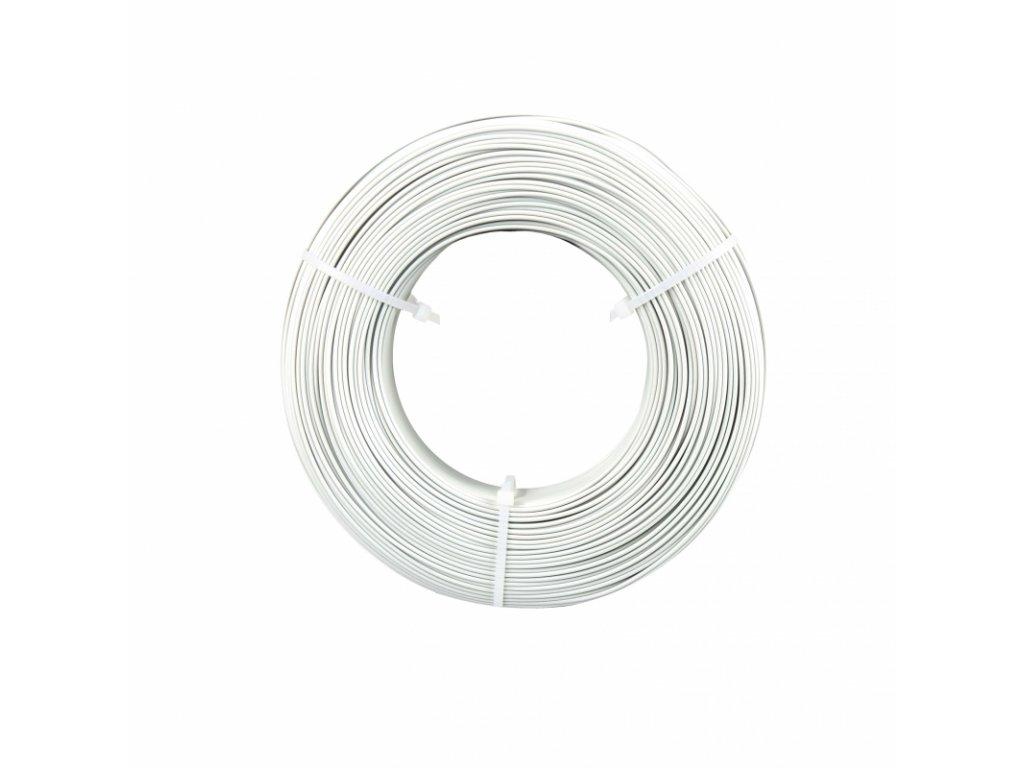 Fiberlogy tlačová struna EASY PLA Refill - náplň bez cievky, white, 1,75mm, 0,85kg