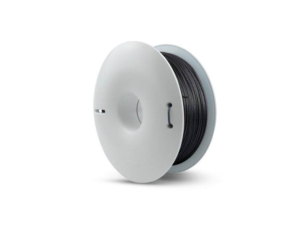 Fiberlogy tlačová struna PLA pre jednoduchú tlač, tmavo sivý s trblietkami, 1,75mm, 0,85kg