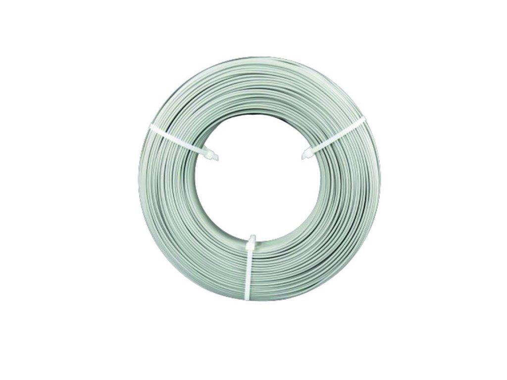 Fiberlogy tlačová struna EASY PLA Refill - náplň bez cievky, Grey, 1,75mm, 0,85kg