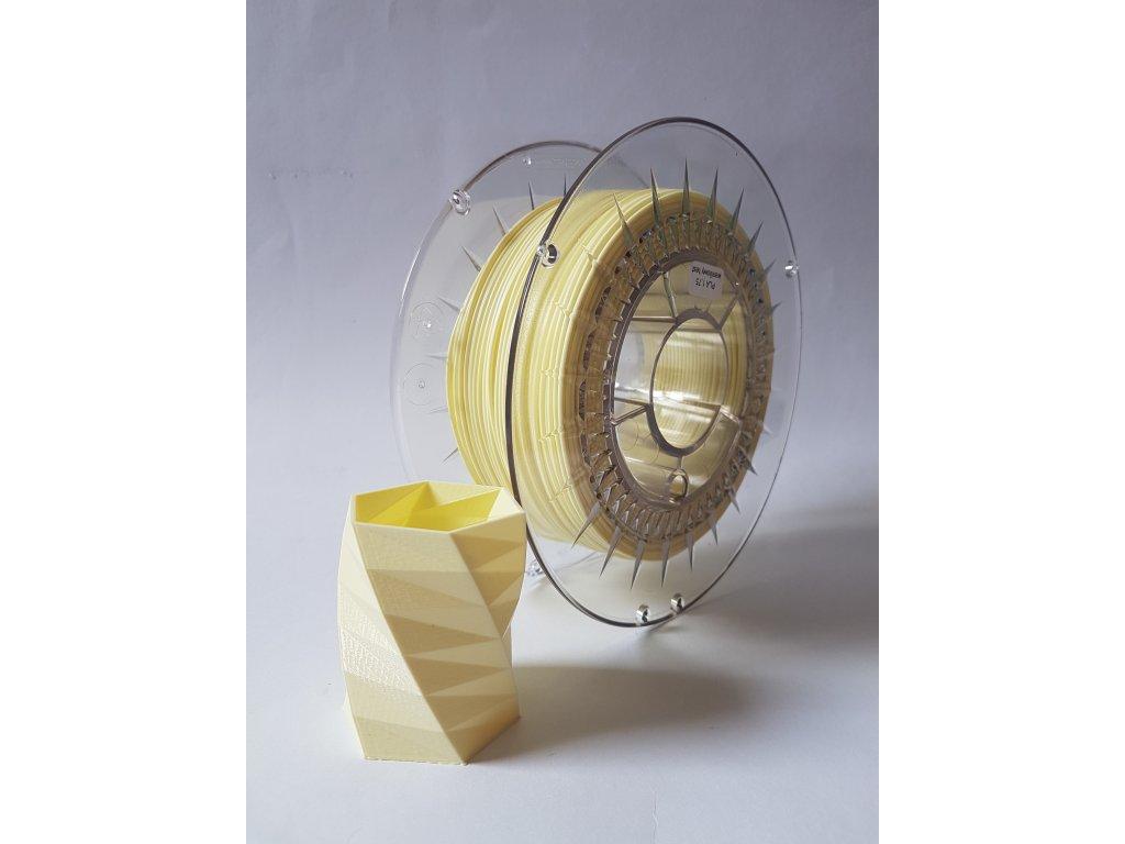 Devil Design tlačová struna PLA, 1,75 mm, 1 kg, vanilla
