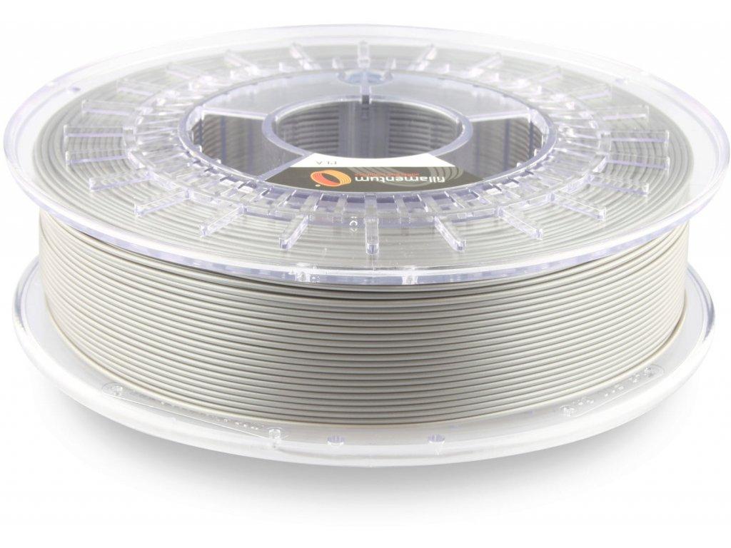 PLA Fillamentum, Metallic Grey, 2,85mm, 0,75kg