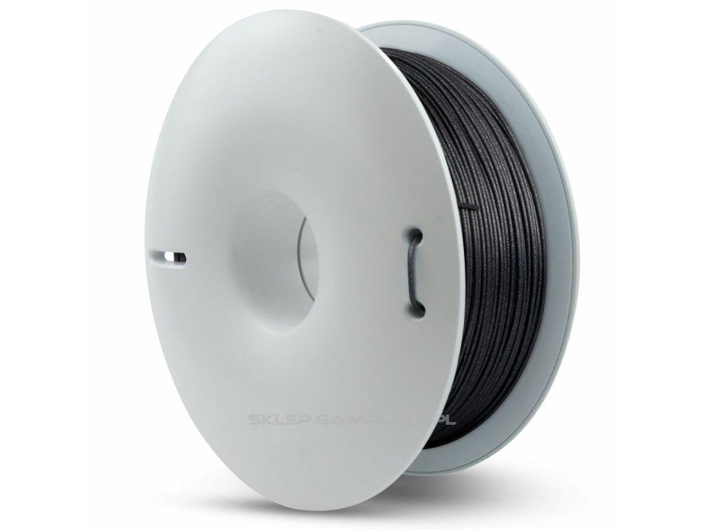 Fiberlogy tlačová struna FIBER FLEX 40D, tmavo sivá s trblietkami, 1,75mm, 0,85kg