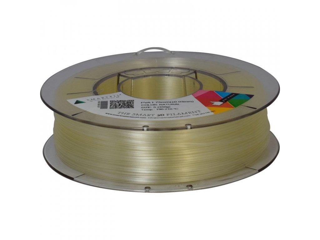 PVA vodou rozpustný podporný materiál 0,35 kg 1,75 mm - farba natural