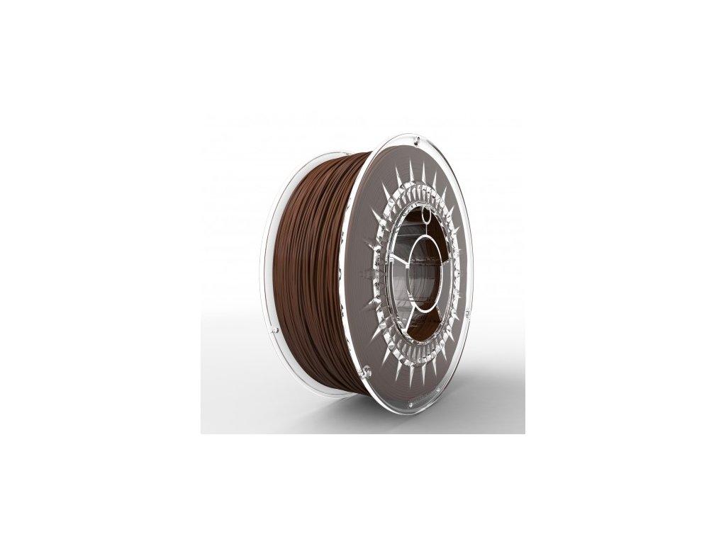 ASA tlačová strunapre vonkajšie použitie, brown, 1,75mm, 1kgUV stabilný termoplast